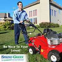 be nice to your lawn